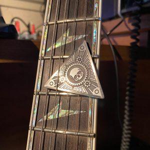 Metal Guitar Picks